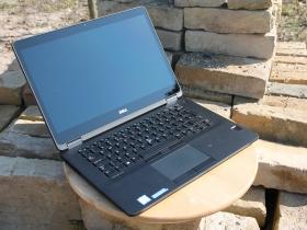 Dell Latitude E7470 (Core I7-6600U, Ram 8GB, SSD 256, 14.0 In, TOUCH) Mỏng, Nhẹ, Đẹp Thời Trang.
