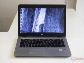HP Elitebook 840 G4 I5-7300U, RAM 8GB, SSD256, 14.0 IN, Laptop văn phòng, nhẹ, màu bạc sang trọng