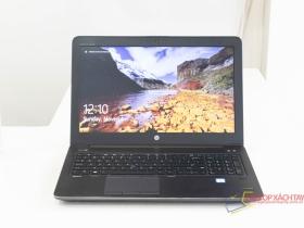 HP Zbook 15 G3 (I7-6700HQ, RAM 8GB, SSD256, AMD R9-375X, 15.6In) Chuyên Đồ Họa.