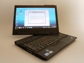 Thinkpad X220Tablet core i7/4G/SSD intell 160G Xoay 360 Cảm Ứng Đa Điểm