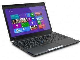 Toshiba Portégé R30 (i5-4300u, 4GB, SSD128GB, HD4600, 13.3Inches) Pin Cực lâu.